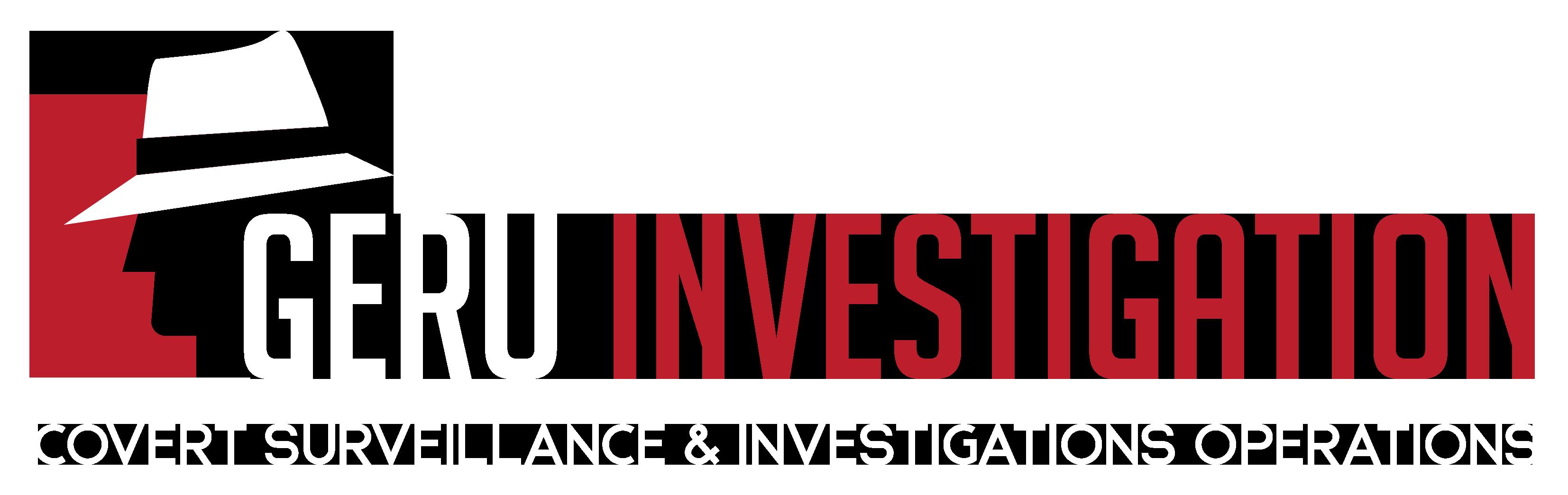Geru Investigations